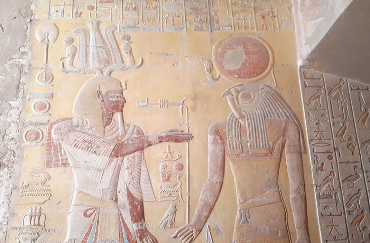 Tomb of Merenptah, Valley of the Kings, Luxor