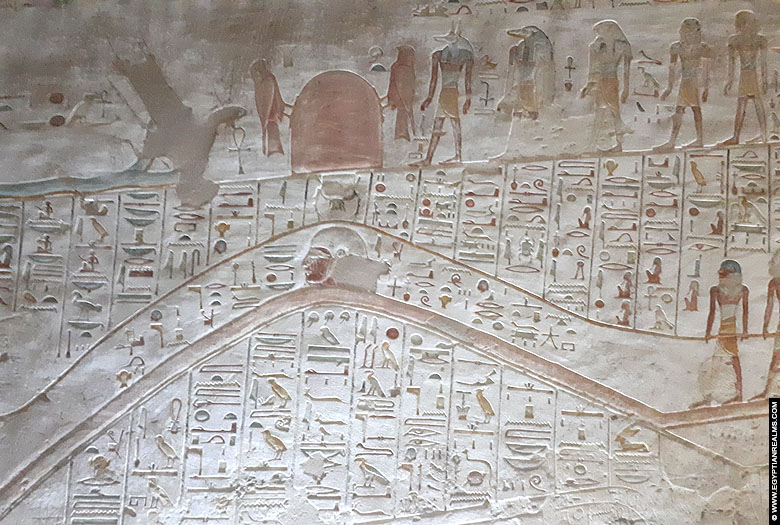 Tomb of Merenptah, Valley of the Kings
