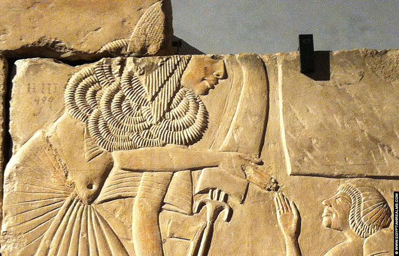 Relief of Horemheb