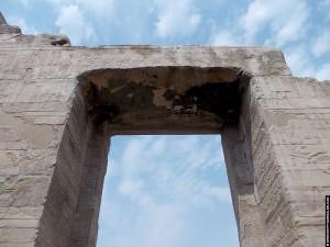Poort van de Al-Tud Tempel