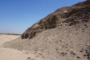 Hawara pyramid Amenemhat III 02