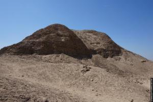 Hawara pyramid Amenemhat III 08