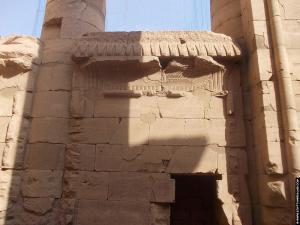 Architectuur van de Kalabsha Tempel