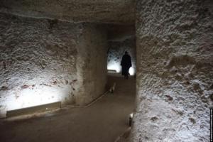 Akhenaten tomb tell-el-Amarna 10