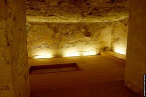 Akhenaten tomb tell-el-Amarna 14