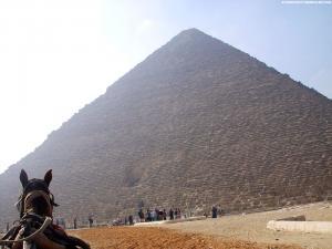 Cheops Piramide