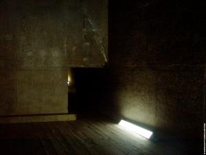 Dahshur Piramide kamer