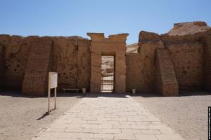 Deir el Medina Tempel