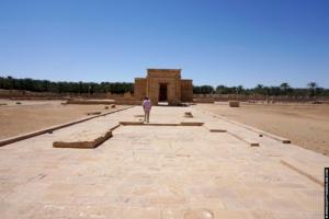 Hibis Tempel