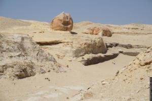 Senusret II pyramid El-Lahun 01