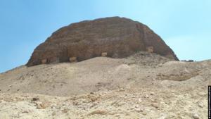 Senusret II pyramid El-Lahun 04