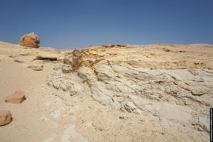 Senusret II pyramid El-Lahun 07