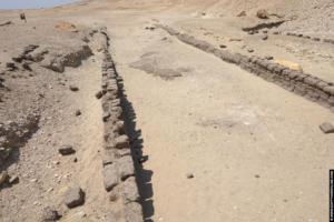 Senusret II pyramid El-Lahun 08