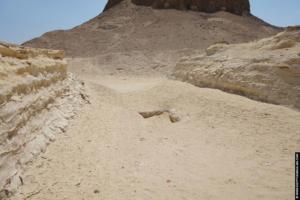 Senusret II pyramid El-Lahun 13