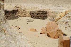 Senusret II pyramid El-Lahun 16