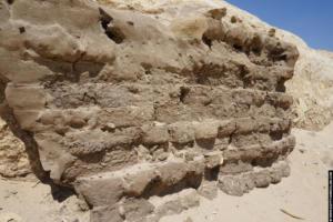 Senusret II pyramid El-Lahun 18