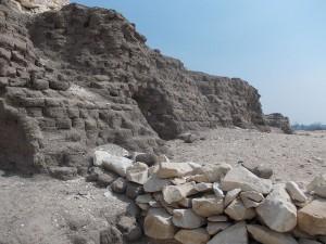 Omgeving van de Mastaba