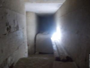 Vertrek voor de grafkamer