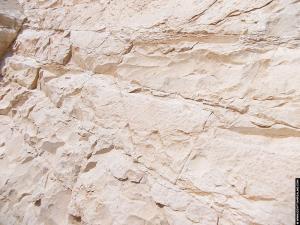 Kalksteen blokken van de piramide