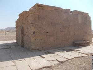Nekhbet Tempel