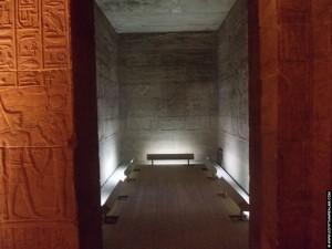 Heiligdom in de Philae tempel