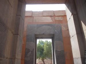 Portaal van de Rode Kapel