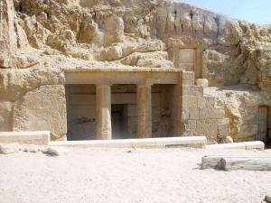 In de omgeving van de Sphinx