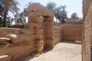 Thoth Tempel Qasr el-Aguz