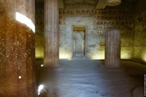 Amenemhat tomb Beni Hassan 14