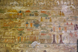 Amenemhat tomb Beni Hassan 15