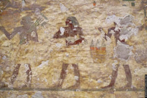 Amenemhat tomb Beni Hassan 16