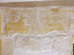 Maya tomb Saqqara001