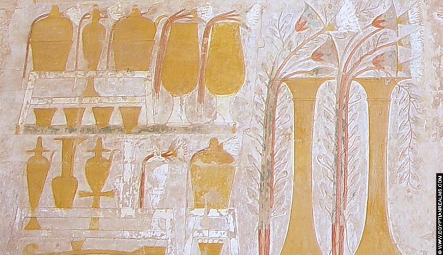 hierogliefen deir el bahri